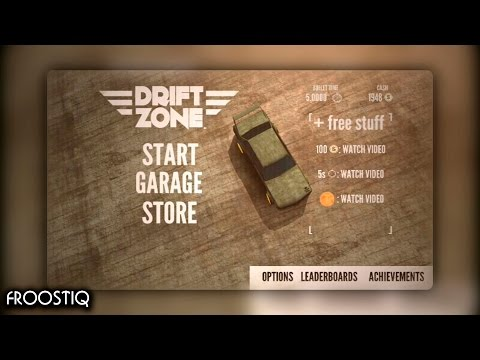 Обзор игры Drift Zone для Android