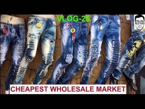 d6f277185 TANK ROAD[150rs-jeans,shirts] WHOLESALE MARKET-BOYS/GIRLS |part-1| DELHI