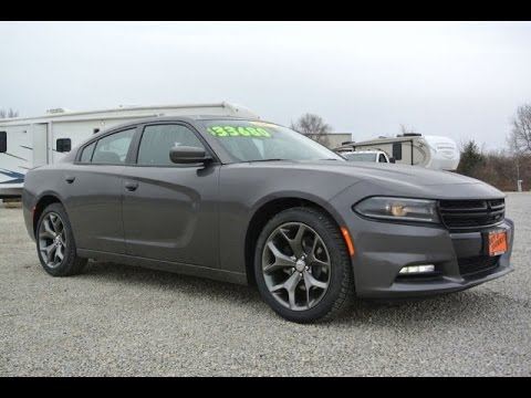 2015 dodge charger sxt for sale dayton troy piqua sidney ohio 27208 youtube. Black Bedroom Furniture Sets. Home Design Ideas