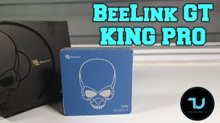 Beelink GT King Pro Unboxing/Review/Hands on/Gaming/Heating/4K/Amlogic S922X