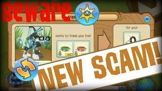 ANIMAL JAM| New scam B̲E̲W̲A̲R̲E̲