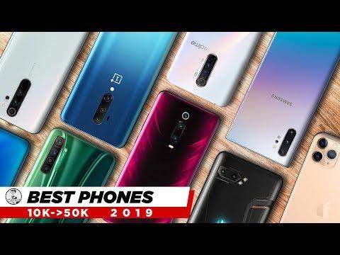 Best Phones in 2019 for Each Price Segment!