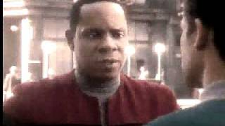 DS9 3x11 'Past Tense, Part 1' Trailer