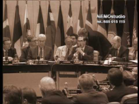 LAIBACH-Occupied Europe NATO tour 1994-95