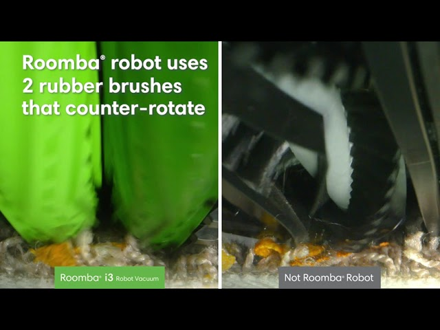 i3+ Other Robot Video Dual Rubber Brushes Disclaimer