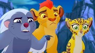 Мультфильмы Disney - Хранитель лев | Осторожно: Зимви! (Сезон 1 Серия 21)