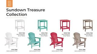 Sundown Collection from Signature Design by Ashley