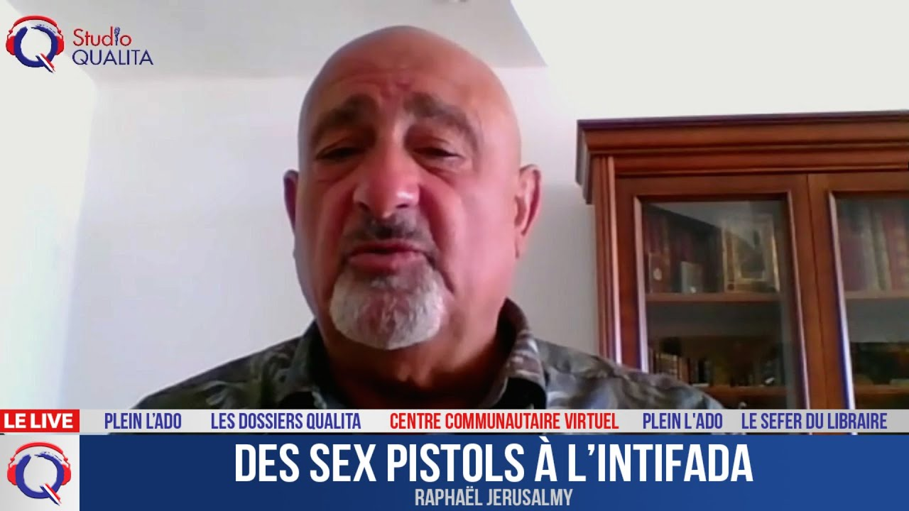Des Sex Pistols à l'Intifada - CCV#28