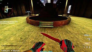 CS:GO - Zombie Escape Mod - ze_FFXII_Westersand_v7_z9 | CrimeScene