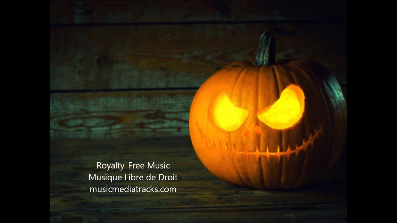 halloween musique libre de droit youtube