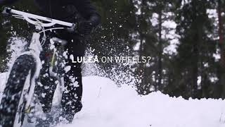 LULEÅ ON WHEELS // Fatbike capital of Scandinavia