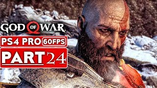 GOD OF WAR 4 Gameplay Walkthrough Part 24 [1080p HD 60FPS PS4 PRO] - No Commentary