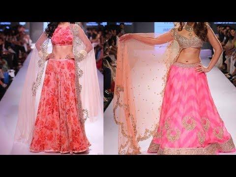 Anushree Reddy Bridal Lehengas & Anarkalis Designs 2019 | Indian Fashion 2019