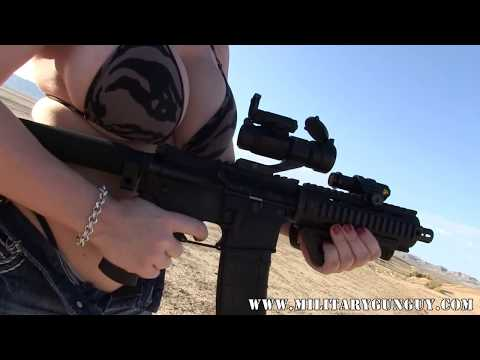 Sexy Bikini Girls With Guns from YouTube · Duration:  4 minutes 11 seconds