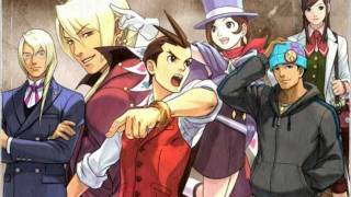 逆転裁判4  法廷組曲 (Apollo Justice - Court Suite) Orchestra  【3:05~ up-tempo version】 thumbnail