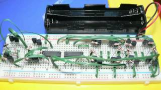 Diy 3 Axis Cnc Bipolar Stepping Motor Ttl Control H Bridge Transistor
