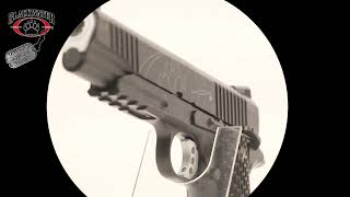 BLACKWATER BW 1911 R2 Full metal CO2 6mm Airsoft