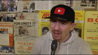'IF TYSON FURY WAS ACCUSED OF THESE MESSAGES - THEY WOULDN'T ALLOW HIM TO BOX AGAIN' -PETER McDONAGH