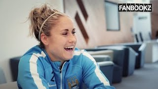 Fanbookz catches up with Man City & England skipper Steph Houghton