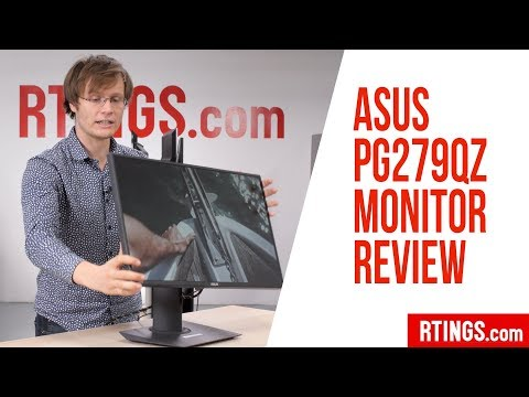ASUS PG279QZ Monitor Review - RTINGS.com
