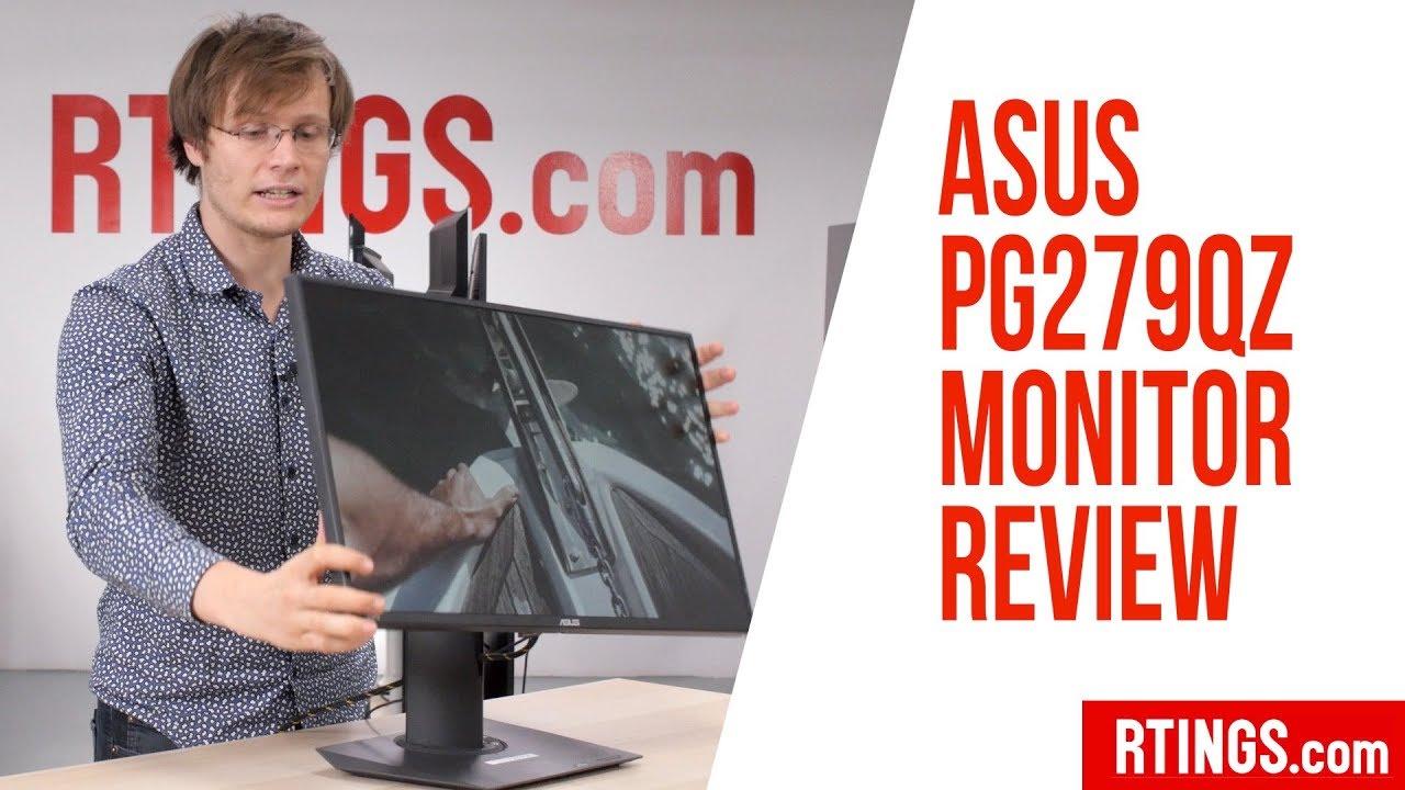 ASUS ROG Swift PG279QZ Review - RTINGS com