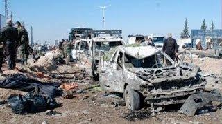 أخبار الآن - مقتل 5 عناصر من الشرطة العراقية في هجومين انتحاريين وسط الفلوجة