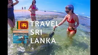 Sri Lanka for Digital Nomads - The Travel Guide and Tips!
