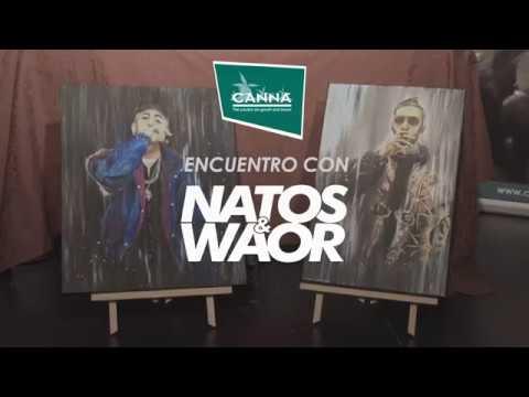 02 Entrevista CANNA ft. NATOS & WAOR // Encuentro CANNA