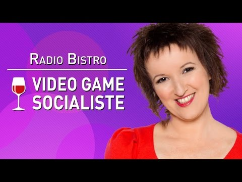 ANNE ROUMANOFF - Video Game socialiste