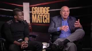 Grudge match (2014) exclusive alan arkin & kevin hart interview [hd]