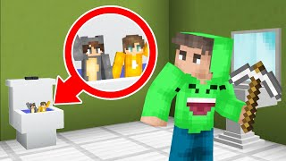 Hiding As TINY PLAYERS In JELLY'S HOUSE! (Minecraft Hide \u0026 Seek)