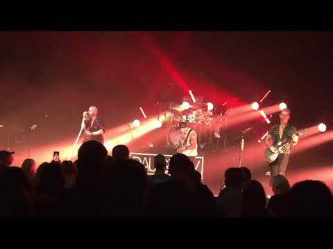 Daughtry   Stuff of Legends   First Live Performance   11/8/2018 Mp3