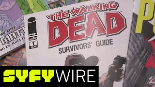 The History of Image Comics (So Much Damage)   Part 4: The Walking Dead   SYFY WIRE