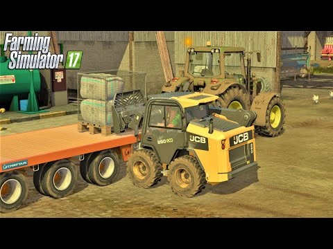 Farming Simulator 2017 | A  DAY OF ALL SORTS | The Old Stream Farm | Episode 10