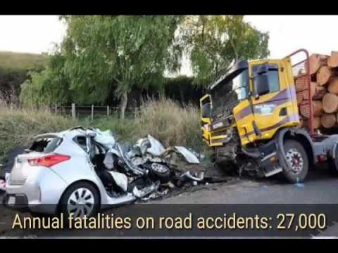 Top 10 Countries with Highest Rate Of Road Accident