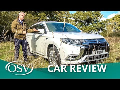 Mitsubishi Outlander Petrol 2019 How Does It Fare Against The Phev Equivalent Youtube