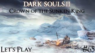 65) Dark Souls 2 (Шульва и её Дракон) [Let's Play, dlc 1, Нищий, Ultra High, 1080p]
