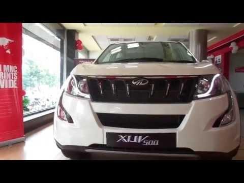 Cars Dinos New Mahindra Xuv Interior Exterior