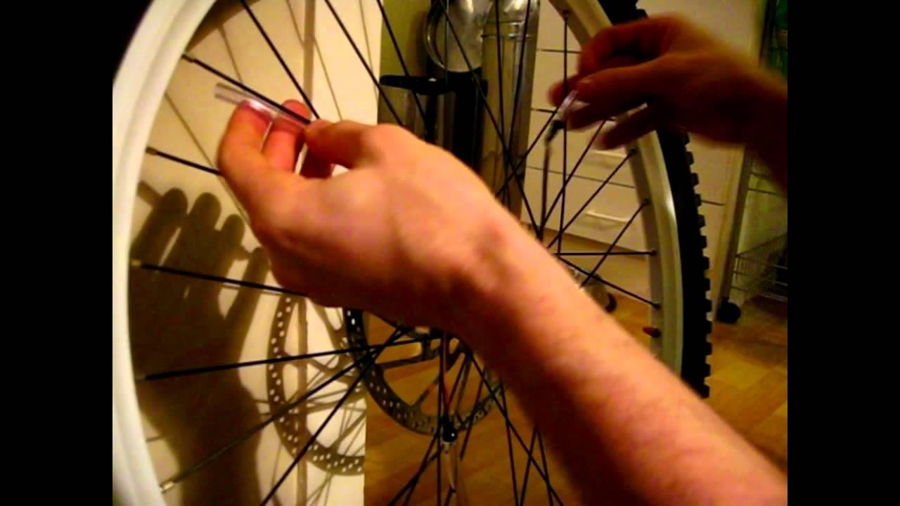 hoe de led lampen te installeren op uw fiets door ds