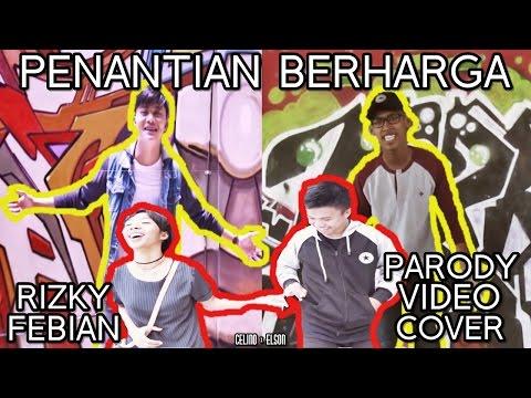 Rizky Febian - Penantian Berharga (Video Cover + BTS)  | CELINO x ELSON SMAN 11 MAKASSAR