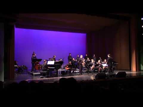 2017 Jazz Night at Roosevelt High School