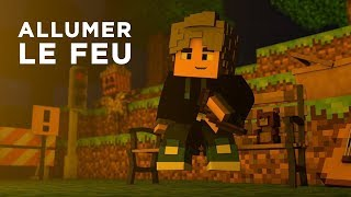 ♫ Allumer Le Feu ♫ | Parodie Minecraft - Johnny Hallyday