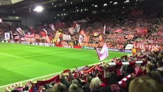 You'll Never Walk Alone Liverpool v Man Utd