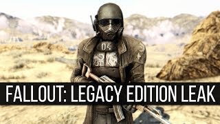 Fallout: Legacy Collection May Have Just Leaked