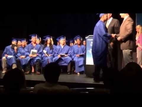 Pinnacle Charter High School Graduation 2014 (Tempe East)