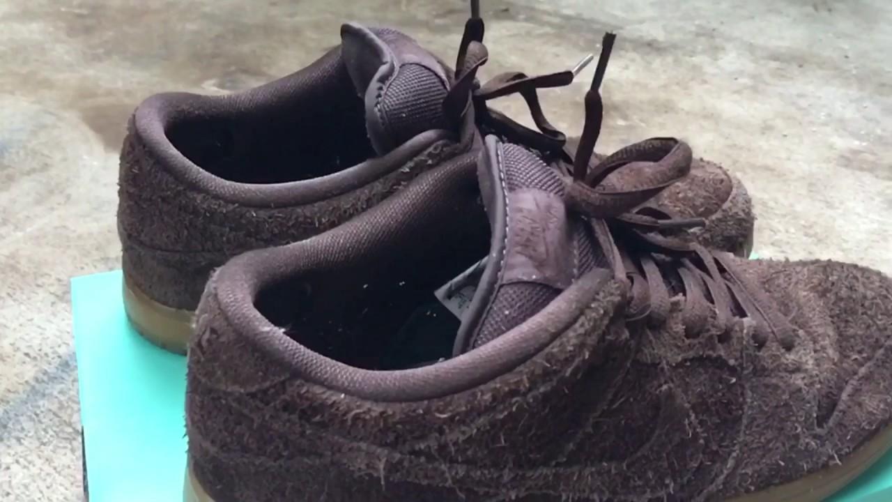 quality design e65fe 5dbf1 Nike dunk low premium sb Sasquatch Hd