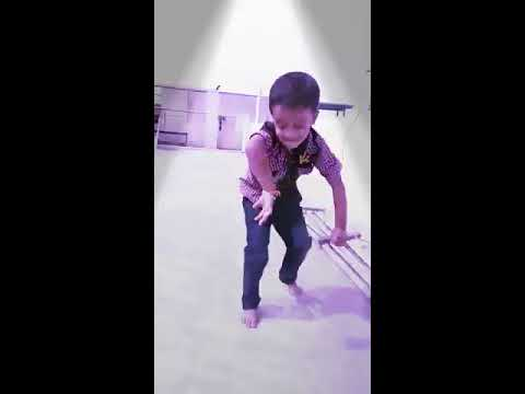 Lailale lallayi yellamma dj song by a small kid......