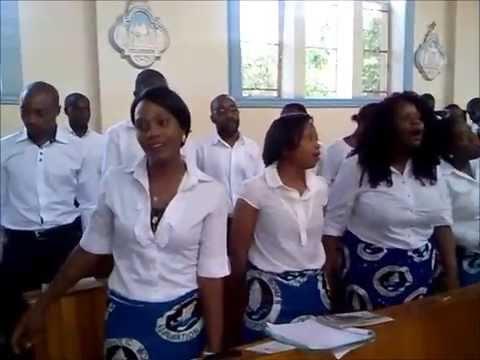 St Ignatius Parish Youth Choir, Lusaka Zambia