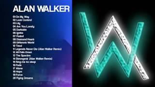 Best Album - Alan Walker Full!