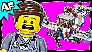 Lego Movie FLYING FLUSHER #1 70811 Stop Motion Build Review